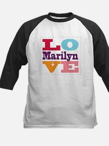 I Love Marilyn Tee