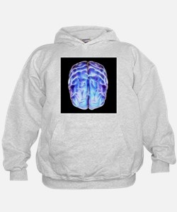 Electrical activity in the brain - Hoodie