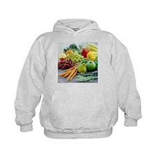 Fruits and vegetables - Hoodie