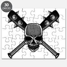 SkullCrossbats copy Puzzle