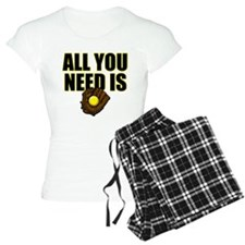 AllYouNeedisGlove copy Pajamas