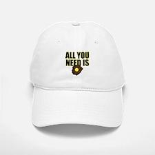 AllYouNeedisGlove copy Baseball Baseball Cap