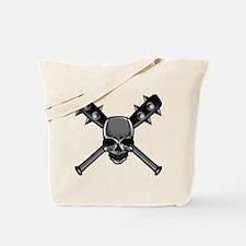 SkullCrossbats copy Tote Bag