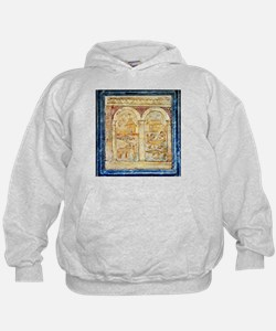 The Nile, 2nd century Roman carving - Hoodie