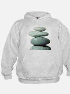 Stacked pebbles - Hoodie