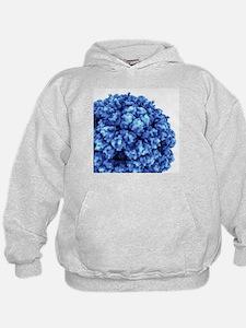 Virus particle, artwork - Hoodie