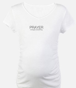 Prayer Changes Everything Shirt