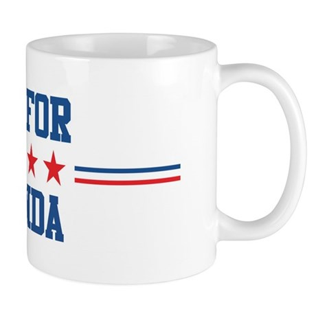 Vote for BELINDA Mug