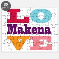 I Love Makena Puzzle