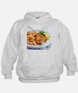 Fish and chips - Hoodie