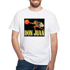 Vintage Don Juan Crate Label Tee Shirt