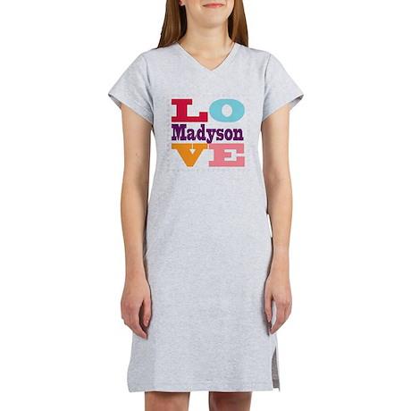 I Love Madyson Women's Nightshirt