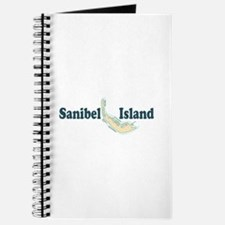 Sanibel Island - Map Design. Journal
