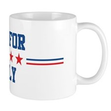 Vote for POLLY Mug