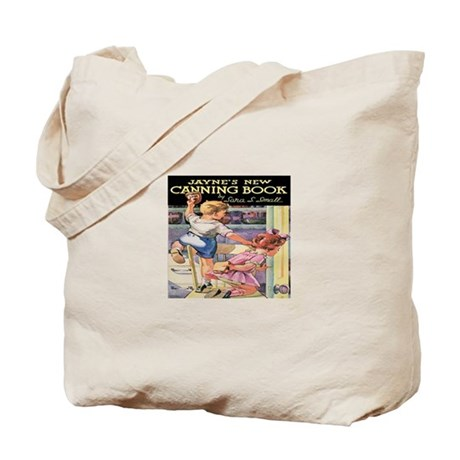 Vintage Print Children Tote Bag