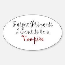 Princess Vampire Decal
