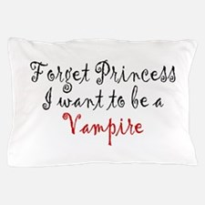 Princess Vampire Pillow Case