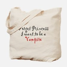 Princess Vampire Tote Bag