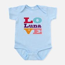 I Love Luna Onesie