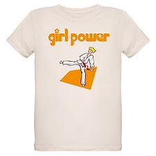 Girl Power Martial Arts T-Shirt