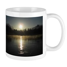 Mississippi River Sunrise Mug