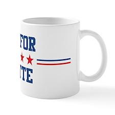 Vote for LIZETTE Coffee Mug
