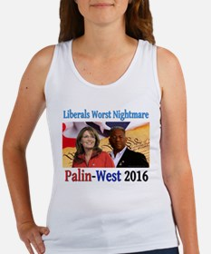 Liberals Worst Nightmare Women's Tank Top