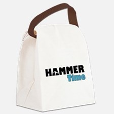 Hammer Time Canvas Lunch Bag