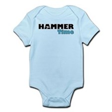 Hammer Time Infant Bodysuit