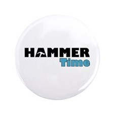 """Hammer Time 3.5"""" Button (100 pack)"""