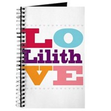 I Love Lilith Journal