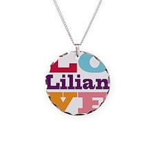 I Love Lilian Necklace