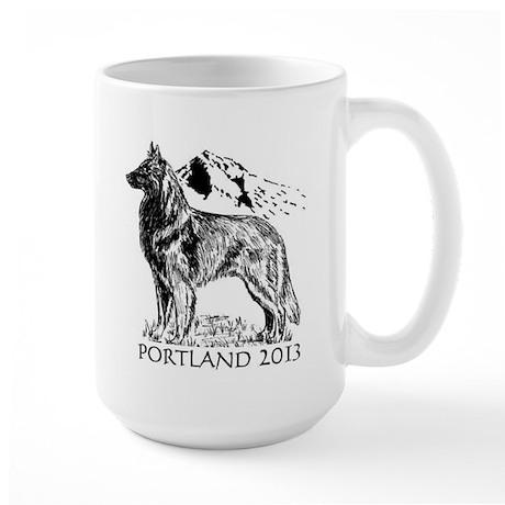 2013 ABTC Logo Large Mug