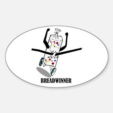 Breadwinner Decal