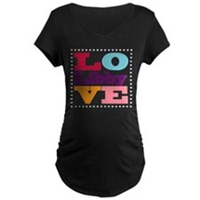 I Love Libby T-Shirt