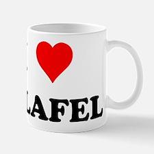 I Heart Falafel Mug