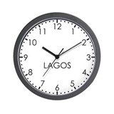 Nigeria Wall Clocks