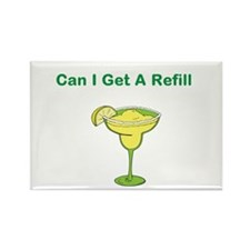 margarita time Rectangle Magnet