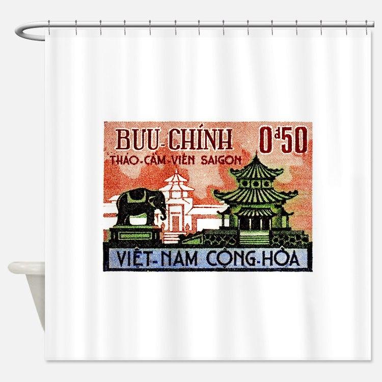 Vietnamese bathroom accessories decor cafepress for Zoo bathroom decor