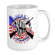 Molon Labe America 2nd Amendment Mug