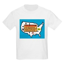 THEY'RE EVERYWHERE T-Shirt