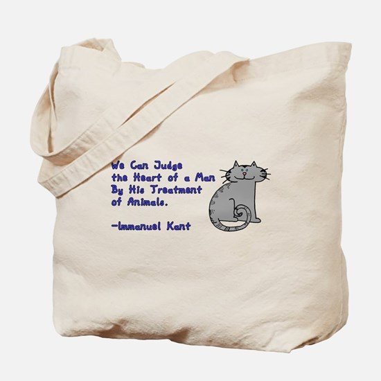 Cute Immanuel Tote Bag