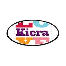 I Love Kiera Patches