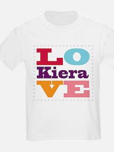 I Love Kiera T-Shirt
