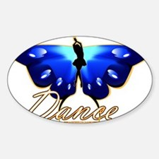 Butterfly Dance Decal