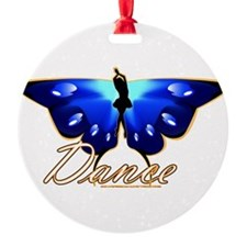 Butterfly Dance Ornament