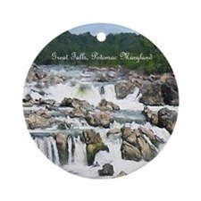Great Falls, Potomac, Maryland Ornament