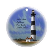 Outer Banks Bodie Lighthouse Ornament