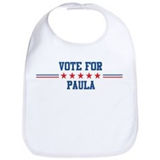 Vote for PAULA Bib