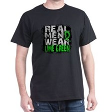 Real Men NH Lymphoma T-Shirt